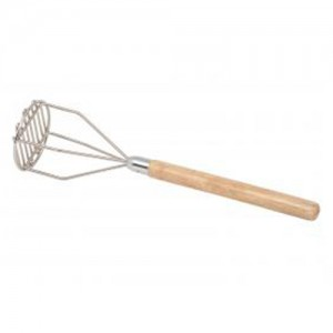 19IN. Round Potato Masher