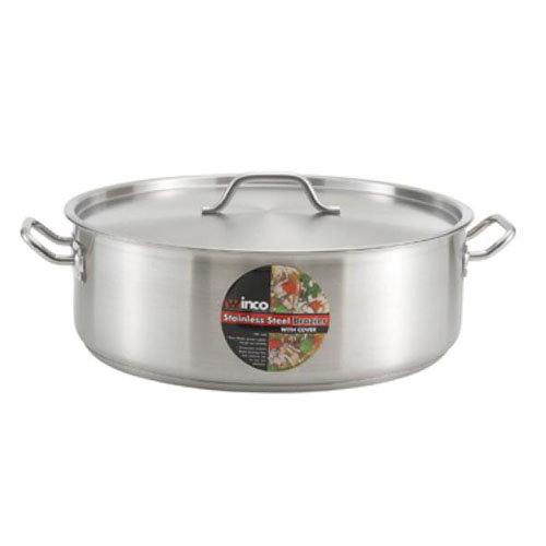 Winco S/S Brazier with Cover