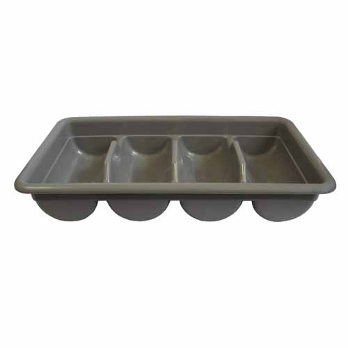 Grey Cutlery Tray