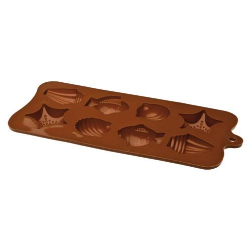 Sea Silicone Chocolate Mold