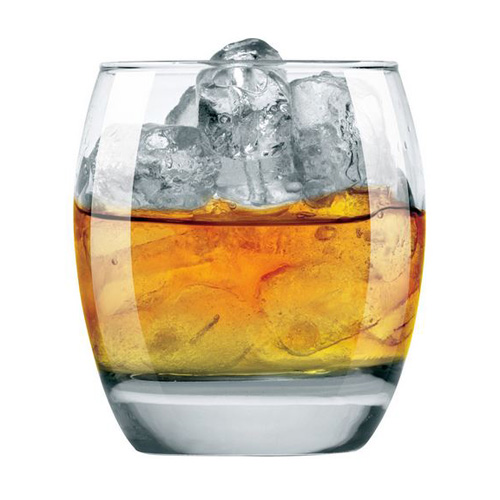 12 oz. Reality Rock Glass
