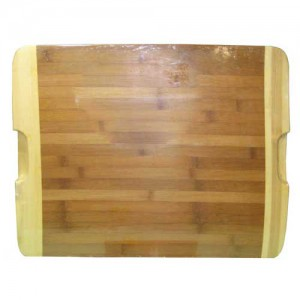 "19.75x15.75"" Bamboo Cutting Board"