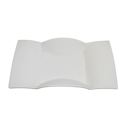 "Royal Classic 10.5x6"" Rectangle Wave Plate"