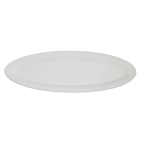 "Royal Classic 22x7.5"" Oval Fish Plate (E13-259)"