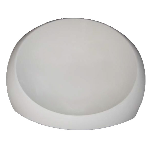 Royal Classic Round Edge Square Bowl With Round Inset