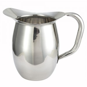 S/S Bell Pitcher