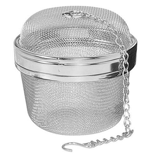 3IN. Mesh Tea Ball / Spice Infuser