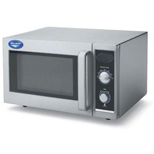 Manual Controlled Commercial Microwave