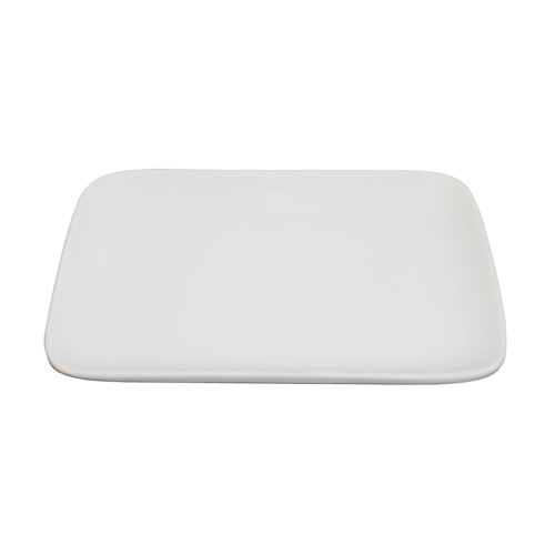 """Royal Classic 8.25x5.25"""" Rectangle Plate With Rounded Edges and Lip (E16-212)"""