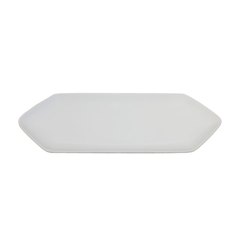"Royal Classic 13x4.25"" Double Point Edge Plate (E43-299)"