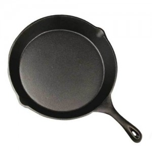 Cast Iron Fry Pan / Skillet