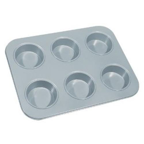 6-Cavity Large Muffin Pan
