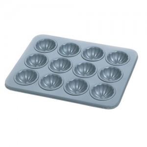 12-Cavity Pixie Bun Pan