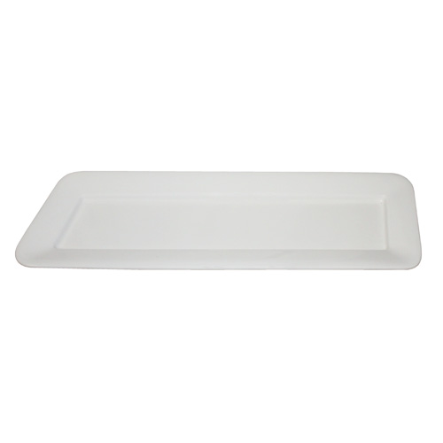 Royal Classic 16.5x5.5IN. Angled Rectangle Plate