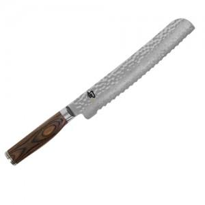 """Shun # TDM0705 9"""" Premier Bread Knife"""