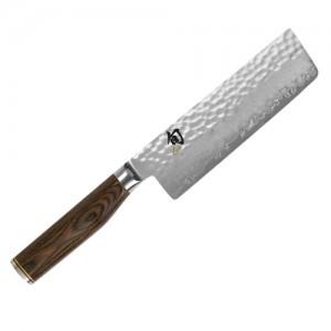"""Shun # TDM0742 5.5"""" Premier Nakiri Knife"""