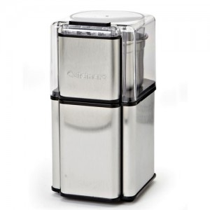 Brushed S/S Coffee Grinder