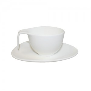 Royal Classic Set of Two 180ml Cup with Triangle Saucer
