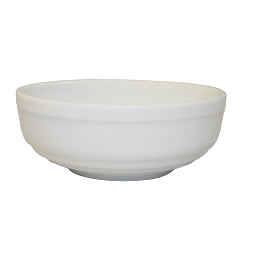 "Royal Classic 4.25"" Shallow Rice Bowl"