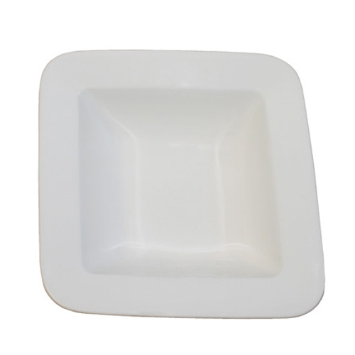 Royal Classic Wide Rim Angled Square Bowl