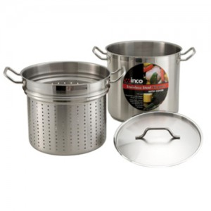 20 Qt. Steamer / Pasta Cooker