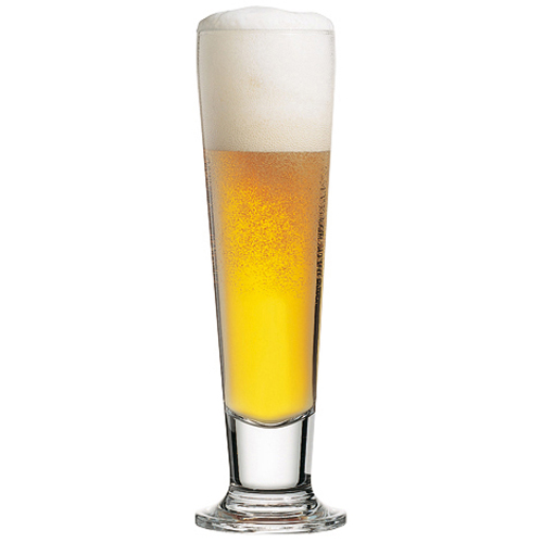 14 oz. Cin-Cin Pilsner Glass