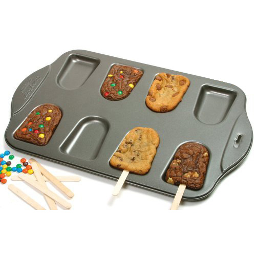 8-Cavity Cake-Sicle Pan