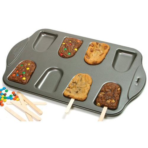 8-Cavity Cake-Sicle Pan