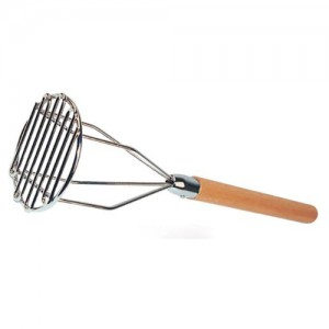 18x4IN. Round Potato Masher