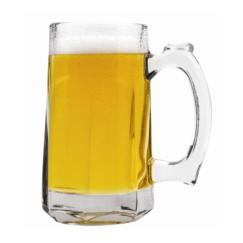12 oz. Clarisse Beer Tankard Mug