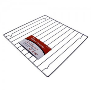 "10"" Square Cooling Rack"