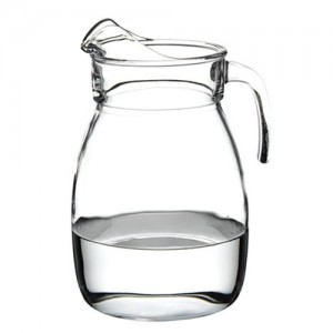 84.5 oz. Lyric Glass Pitcher