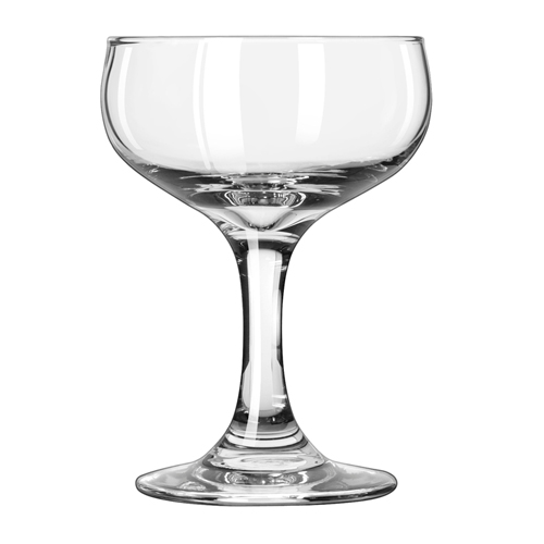 5.5 oz. Embassy Champagne Coupe Glass