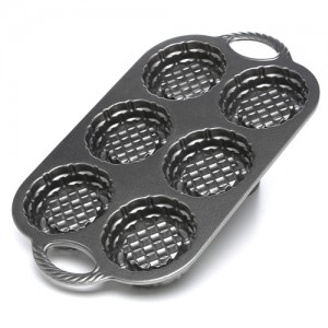 6-Cavity Bundt / Shortcake Pan