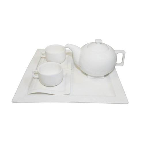 Royal Classic 6-Piece 400ml and 100ml Tea Set