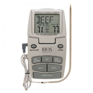 Meat and Poultry Digital Thermometer