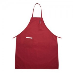 Full Length Bib Apron with Pockets