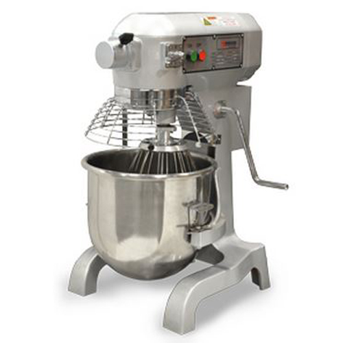 20 QT. Mixer with Guard Attachment