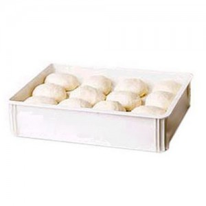 "Cambro 18x26x6"" Pizza Dough Box"