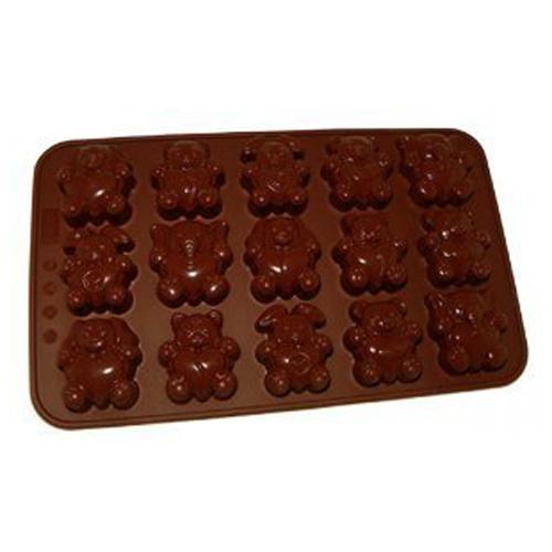Animals Silicone Chocolate Mold