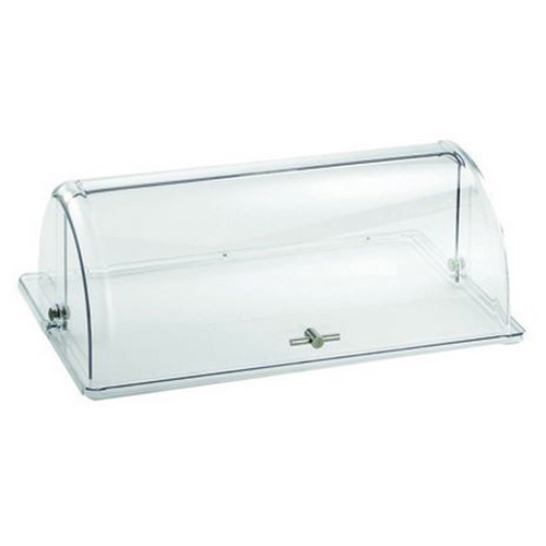 "21.5x13.25x17.5"" Polycarbonate Roll Top cover"