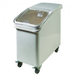 21GL Ingredient Bin with Casters