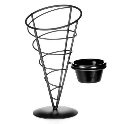 Vertigo Appetizer Cone