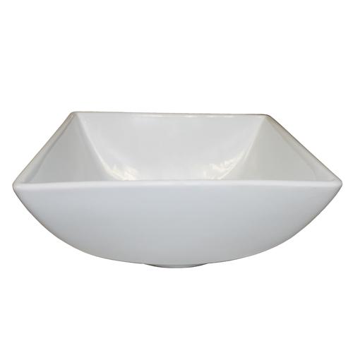 "6"" Royal Classic Square Tapered Bowl (B-804)"