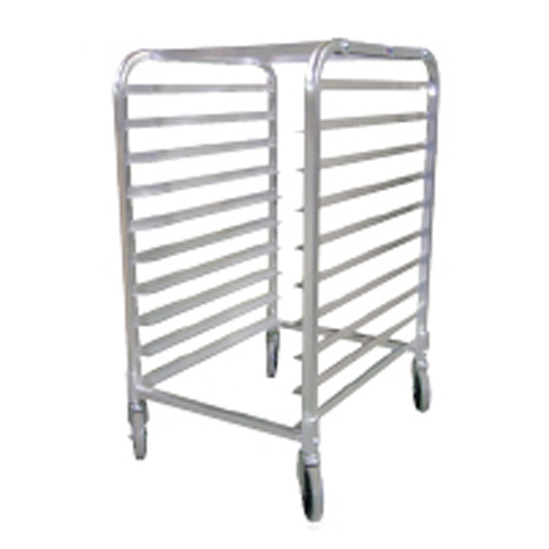 Omcan 10-Slot Bun Pan Rack