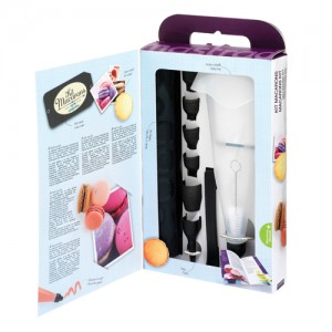 Macaron Kit with Recipe Book