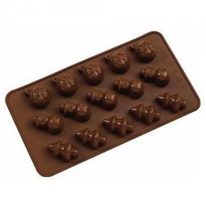 Christmas Silicone Chocolate Mold