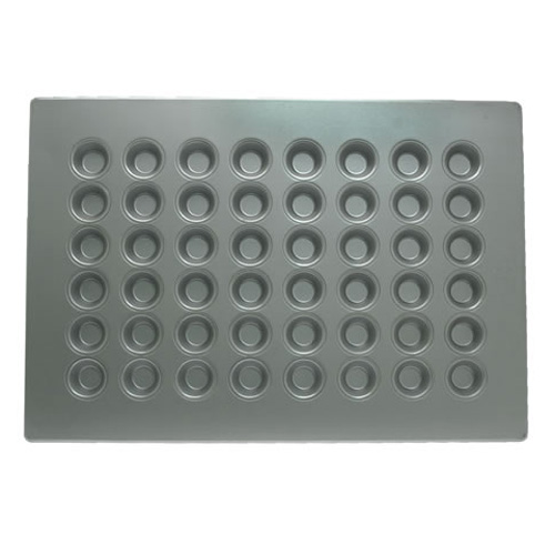 48-Cavity Commerical Grade Mini Muffin Pan