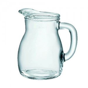 0.25L Mini Glass Pitcher