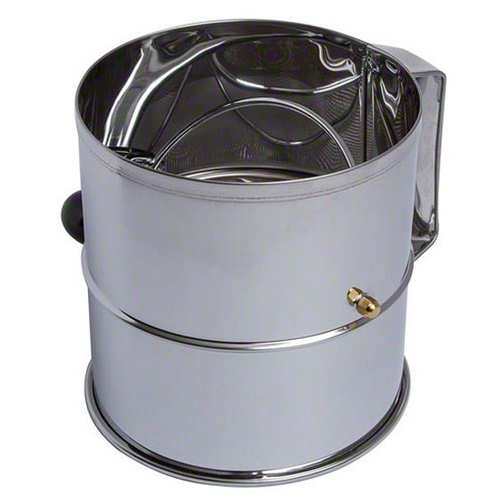 8-Cup S/S Sifter